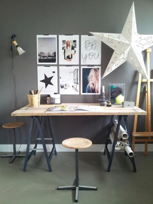 bureau at home